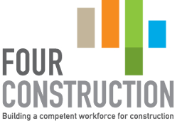 Qdl Contractors Ltd are committed to training in association with Four Construction Training Group
